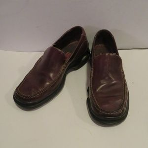 MENS COLE HAAN BROWN LOAFER SHOES SIZE: 10 *